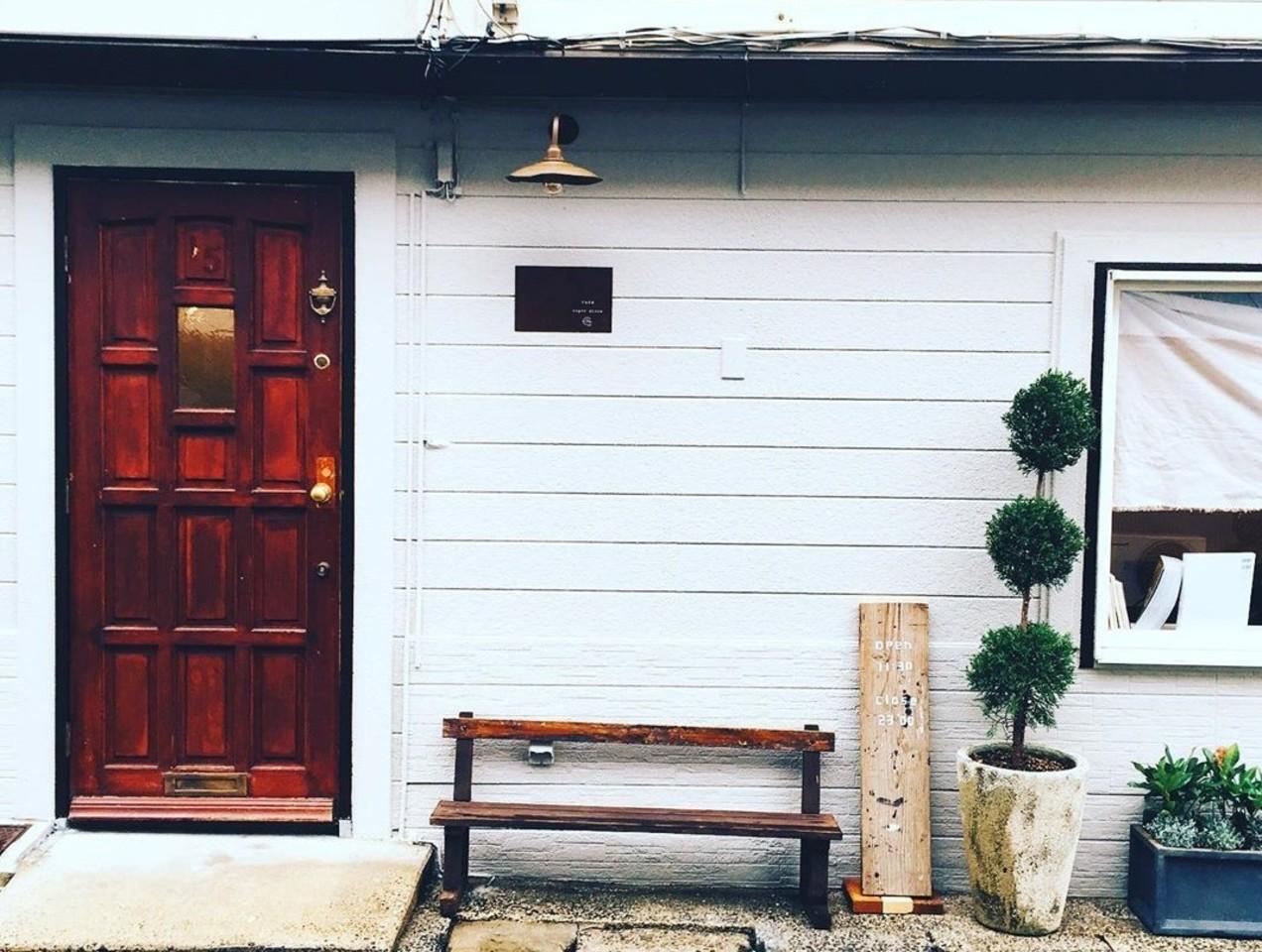 好きなものを詰め込んだカフェ。。長崎県諫早市高城町に『トポール ストア』オープン