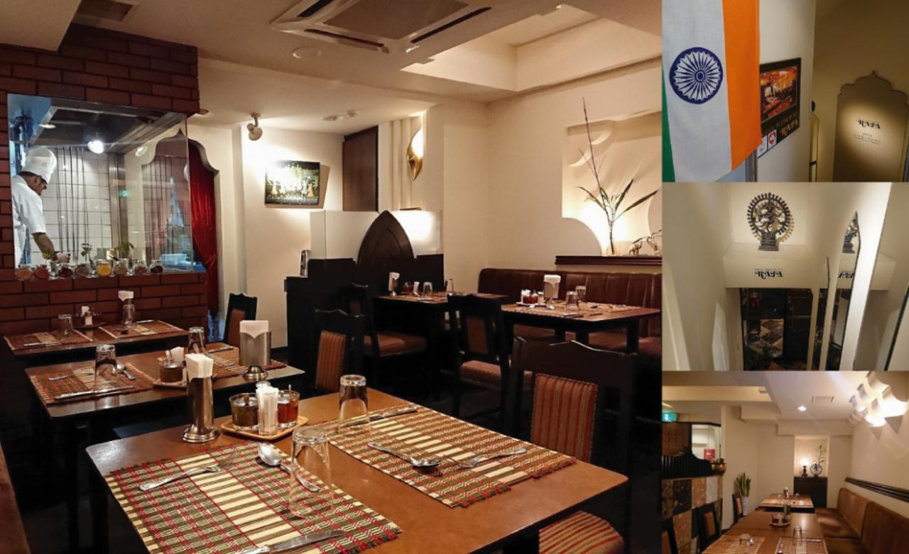 約29年通っている神戸南京町近くの『インド料理店 RAJA』。。。