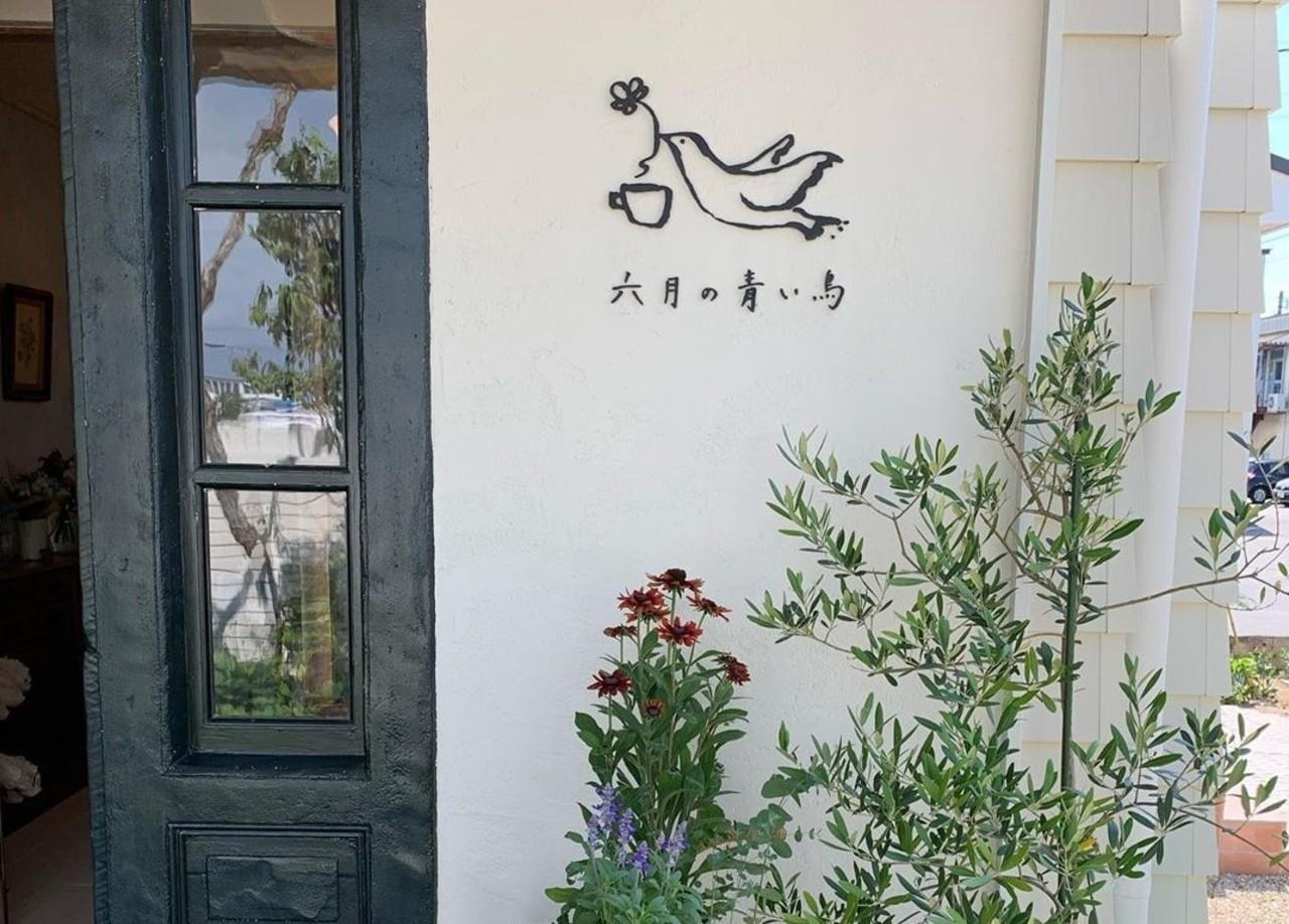 【 六月の青い鳥 】カフェ・お花・雑貨・ギャラリー(富山県富山市)6/27オープン