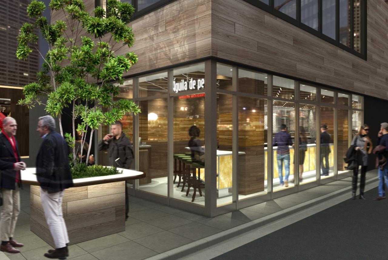 東京都港区芝5丁目に「アギーラデペロ モダンメキシカーノGEMS田町店」が本日オープンのようです。