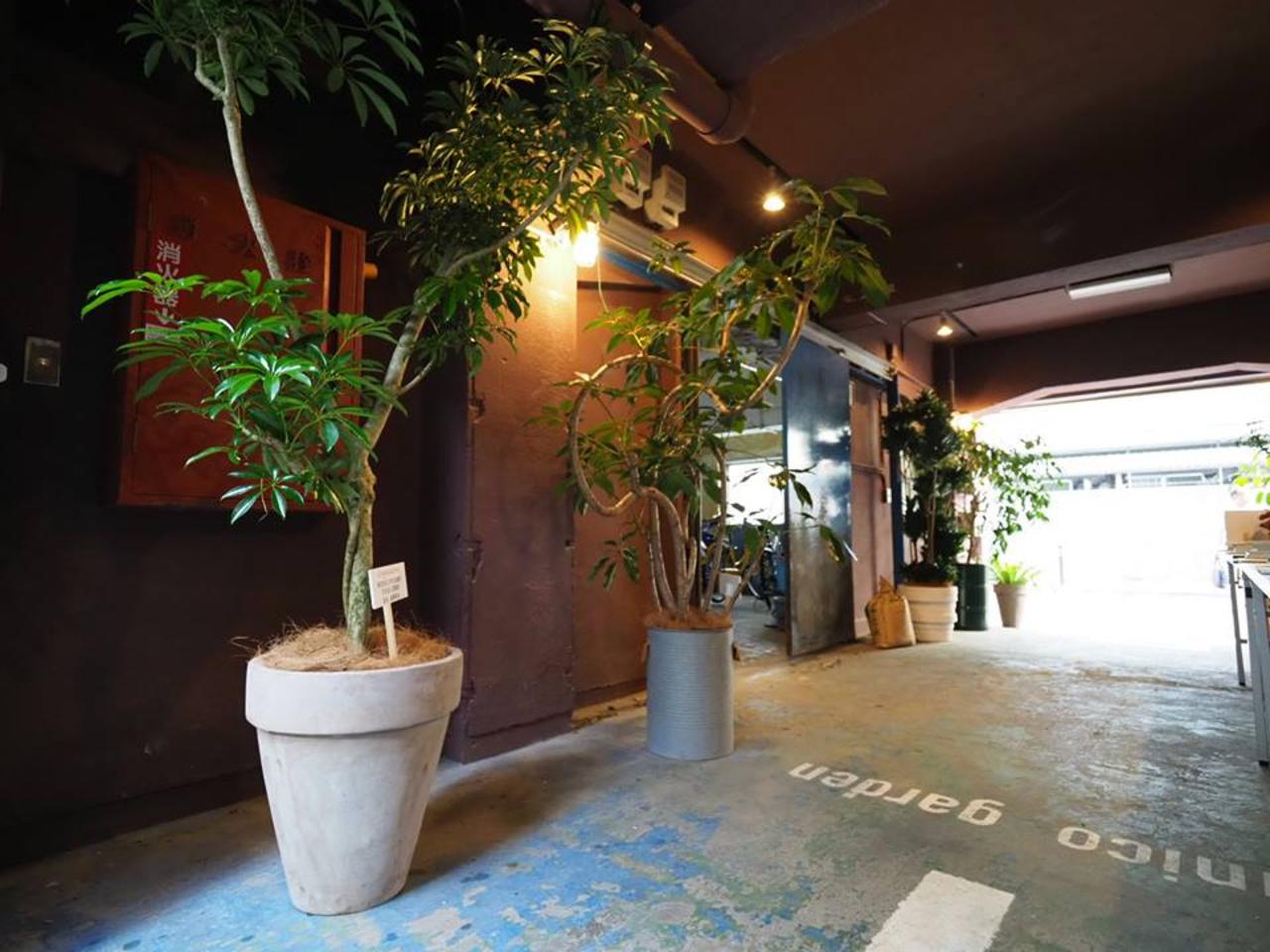 川崎日進町の新たな創造複合拠点『unico』