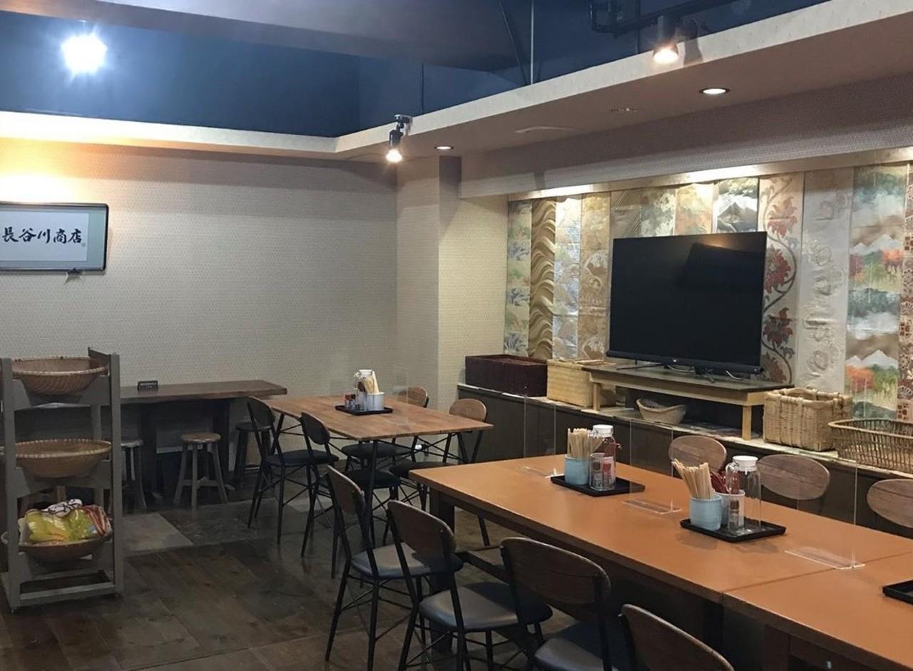 札幌市中央区大通西14丁目に「長谷川商店」が明日移転グランドオープンのようです。