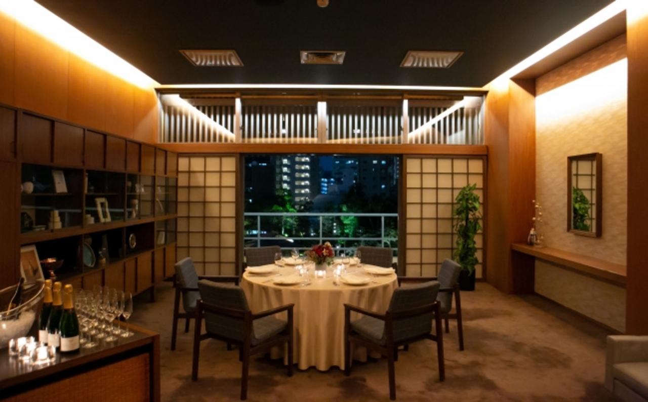 神戸の迎賓館「THE SORAKUEN」に完全予約制のプライベートレストラン『相楽』本日オープン!