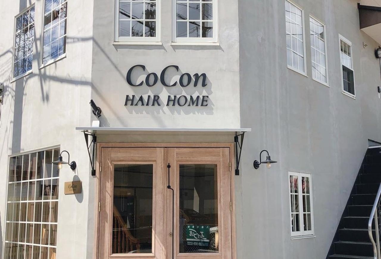 祝!9/20open『CoCon』HAIR HOME(愛媛県松山市)