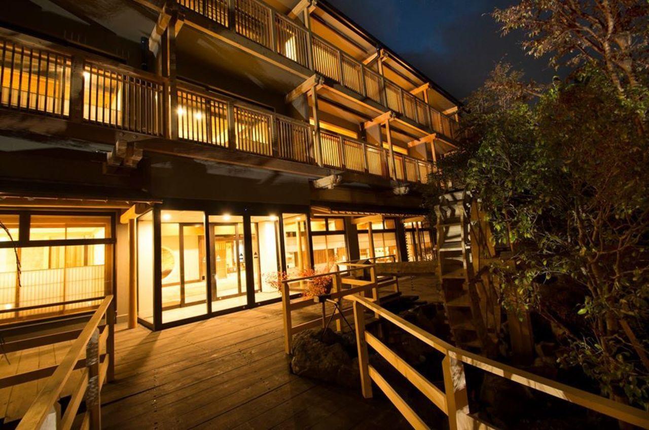 箱根の高級旅館『強羅花扇 円かの杜』