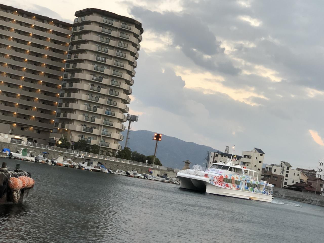 プチ投稿。in淡路島〜ジェノバラインのプチ旅〜