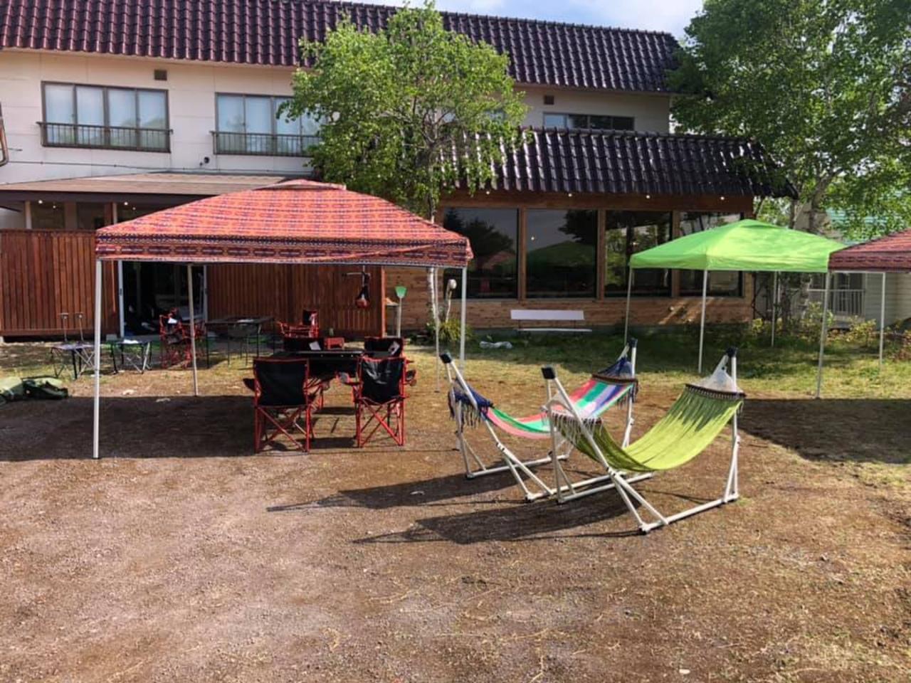 長野県蓼科・白樺高原の女神湖の近くに「ピクニックベース&ホステル」オープン!