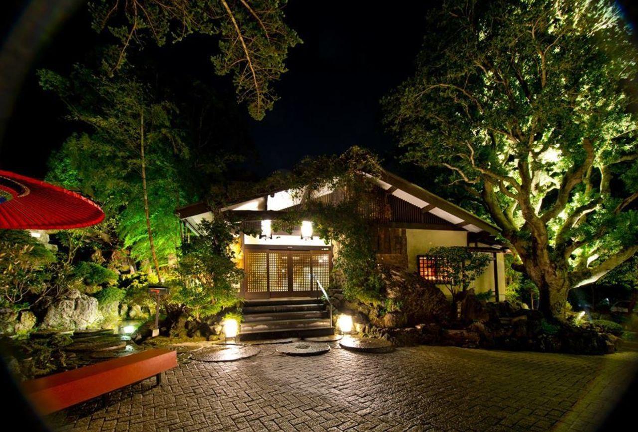 伊豆の高級旅館『ABBA RESORTS IZU 坐漁荘』