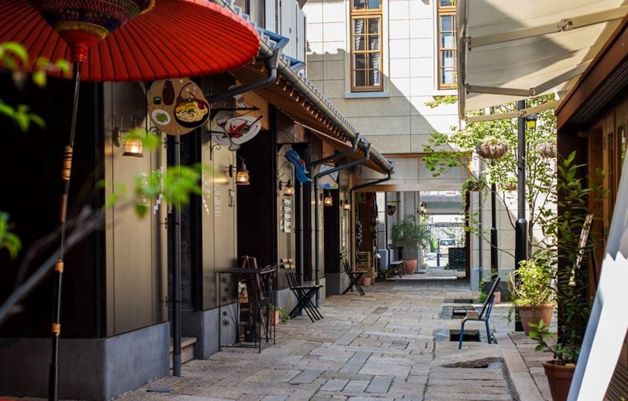歴史ある街並みを再現...山梨県甲府市丸の内の小江戸情緒が息づく「甲州夢小路」