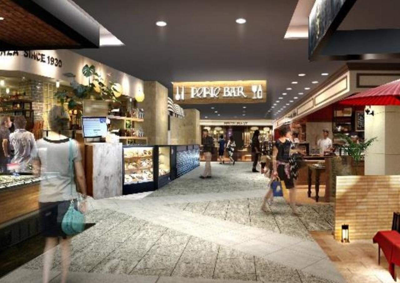 千葉駅ビル「PERIE CHIBA」6月28日 GRAND OPEN!