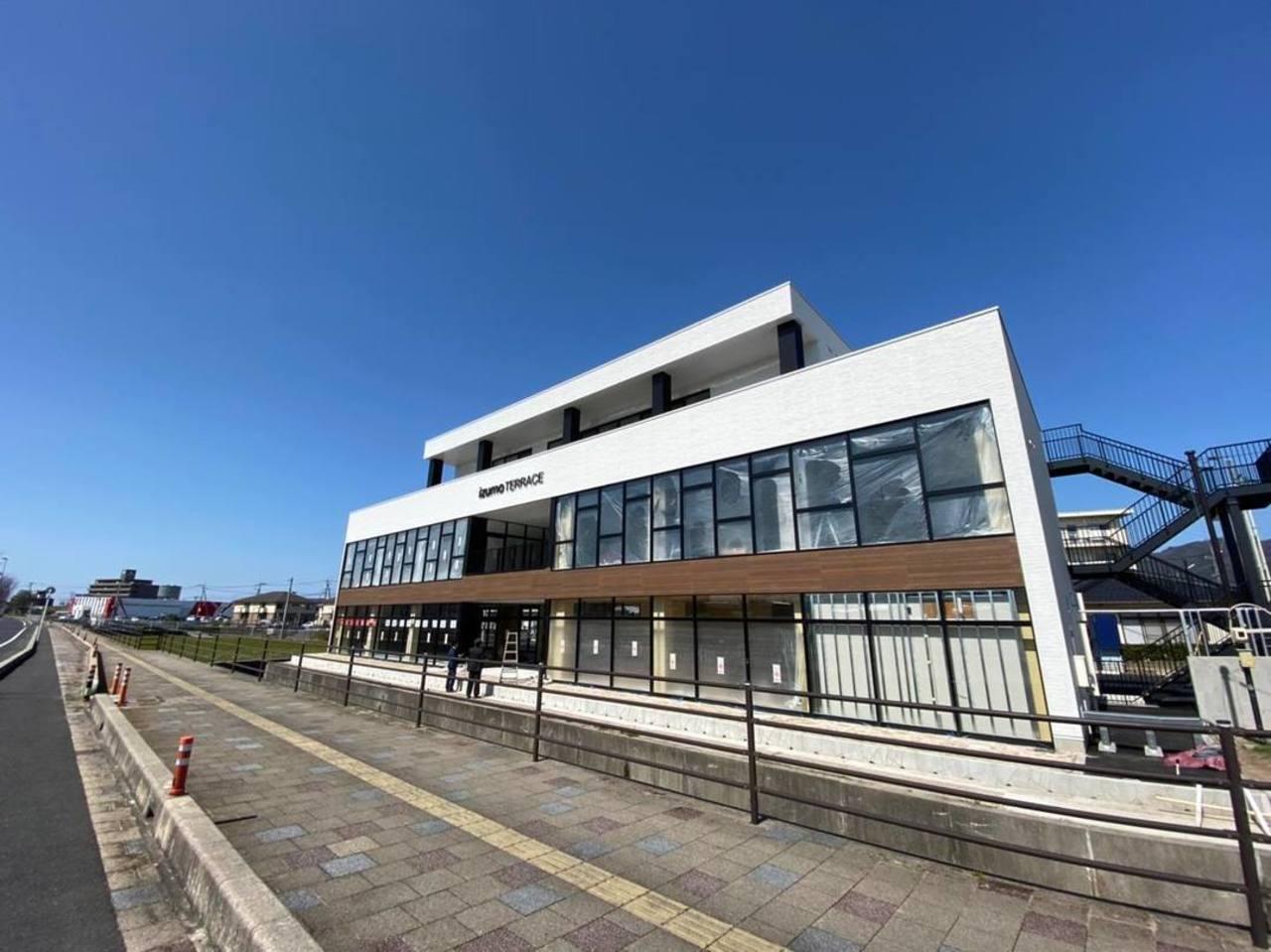 島根県出雲市小山町に新商業施設「イズモテラス」4月12日グランドオープン!