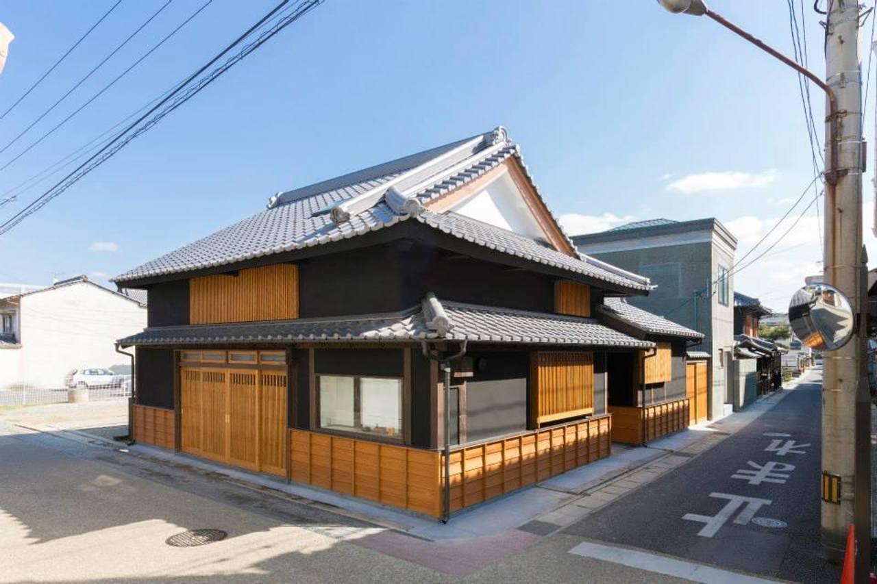 香川県綾歌郡の町家一棟貸しの宿泊施設『古街の家』