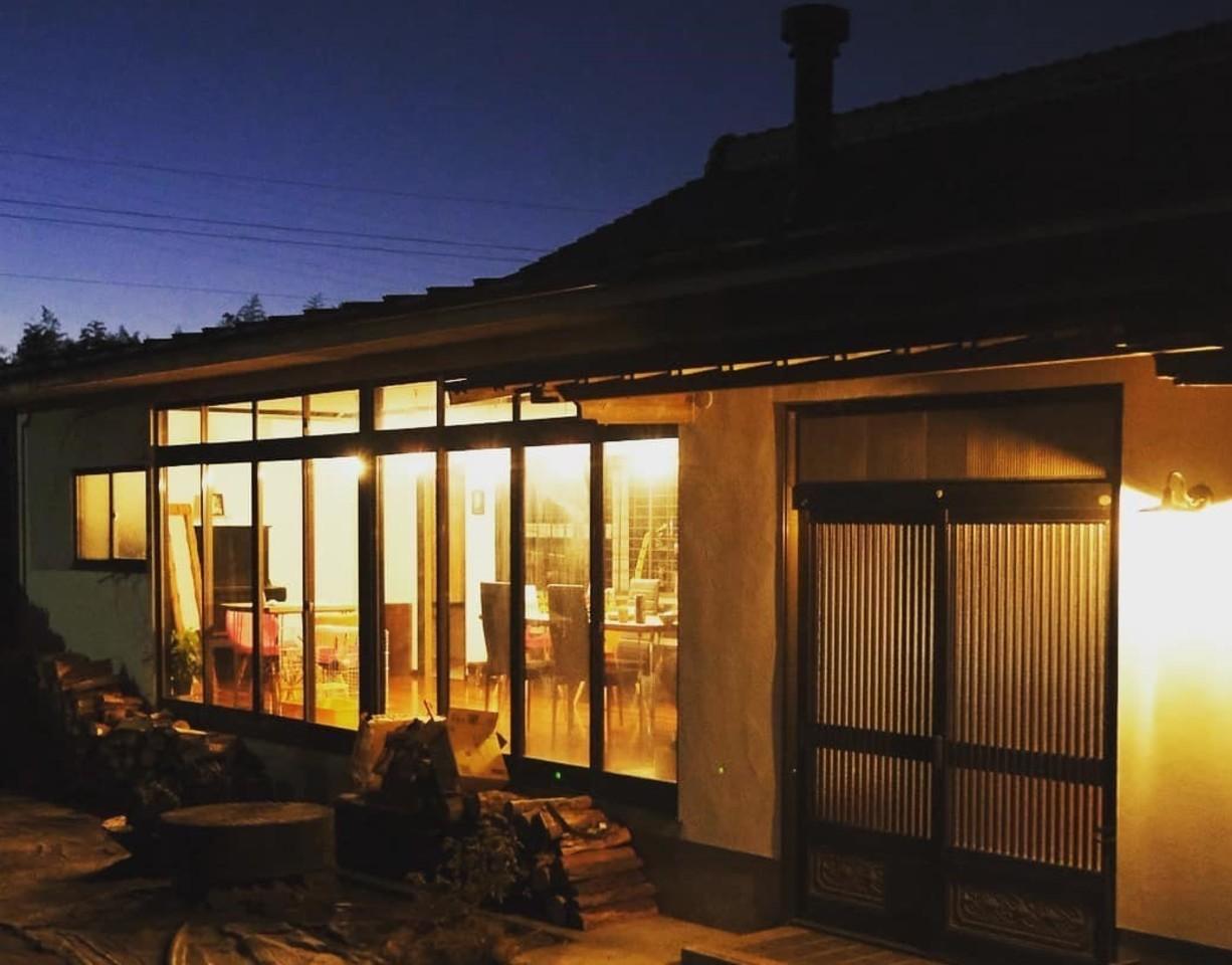 古民家カフェ。。宮崎県えびの市西郷の『Cafe'de arts ルッコラ』