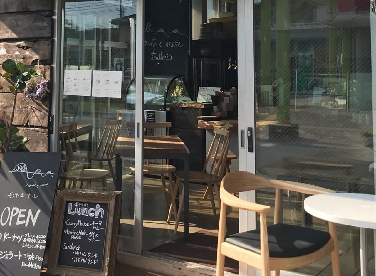 多くの方に美味しいと幸せを届けたい。。山口県光市島田1丁目のレストラン『モンテエマーレ』