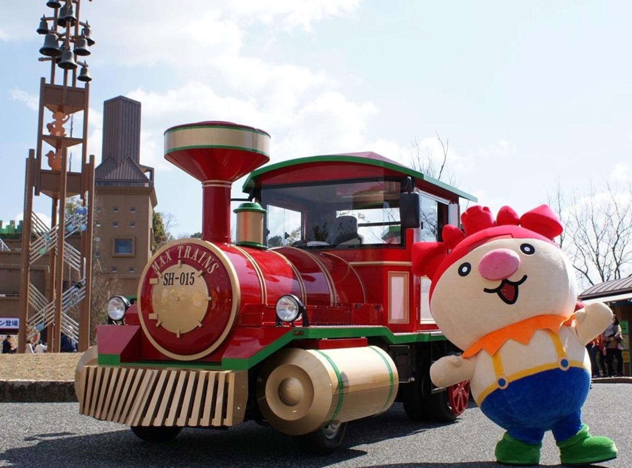 様々な体験活動ができるテーマパーク...愛媛県松山市西野町乙の「えひめこどもの城」