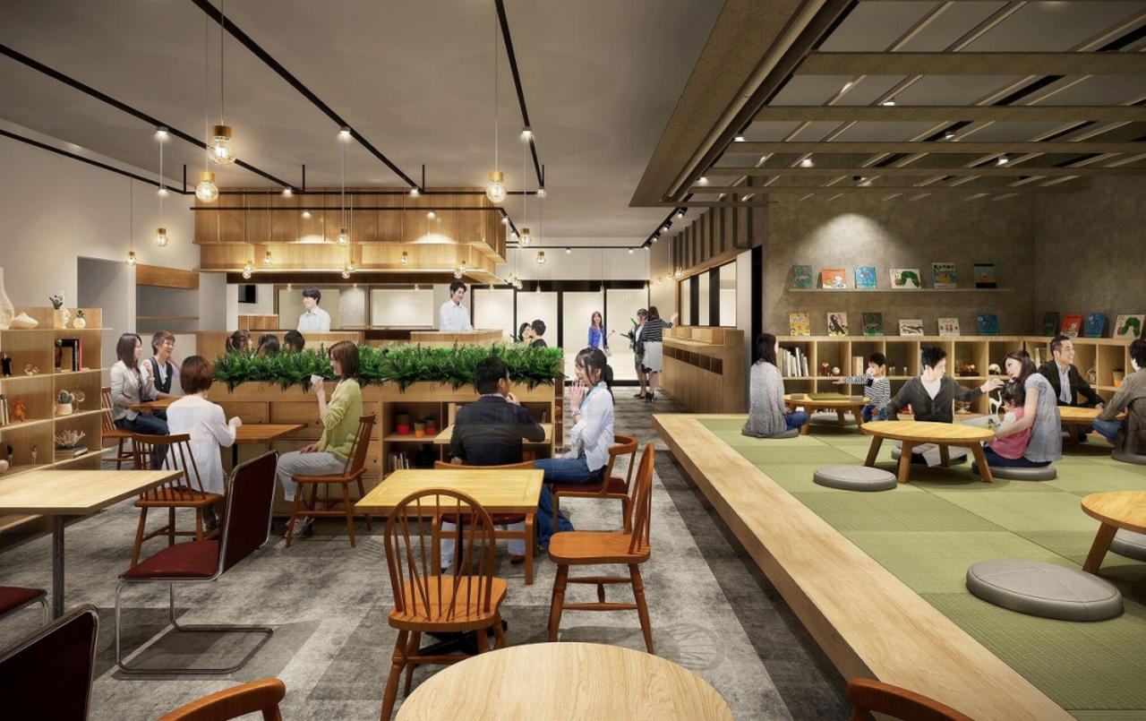 東京都府中市の武蔵野台駅に「武蔵野台商店」が昨日プレオープンされたようです。