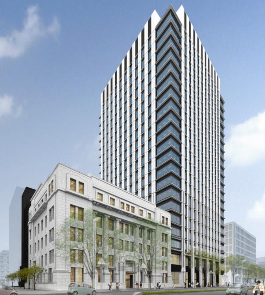 「旧名古屋銀行本店ビル」「広小路クロスタワー」3月20日 OPEN!