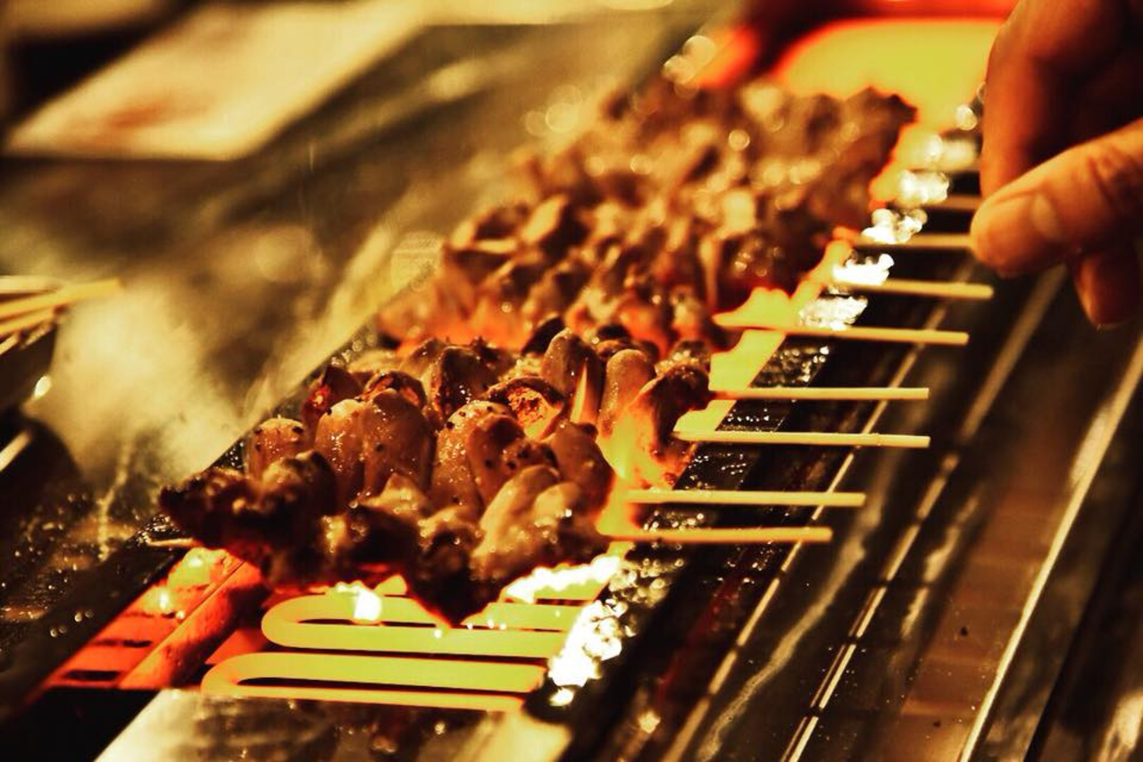 茅野駅近くに「YAKITORI DINING ROOTS」本日オープン