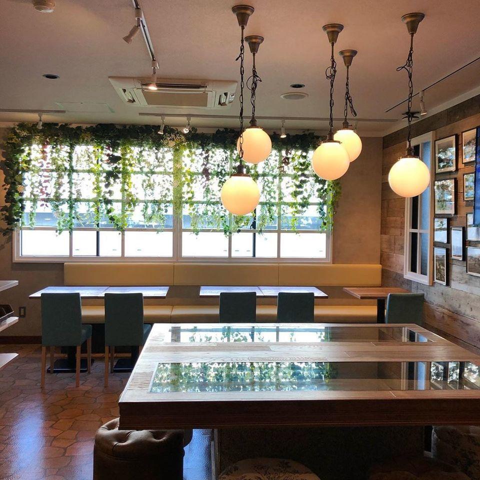東京都稲城市JR矢野口駅南口前に「ニニギカフェ」が本日グランドオープンのようです。