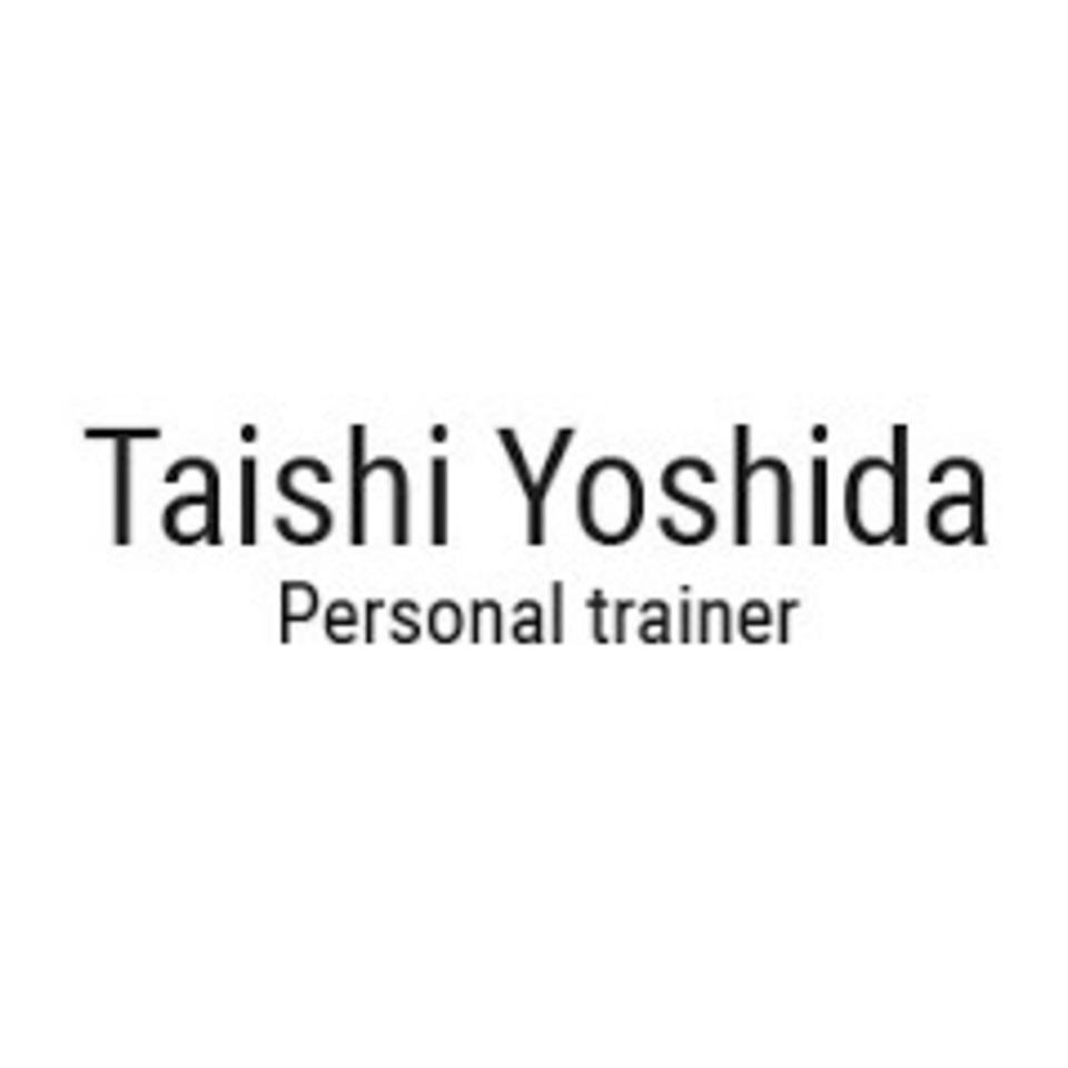 13113Personal trainerTaishiYoshida