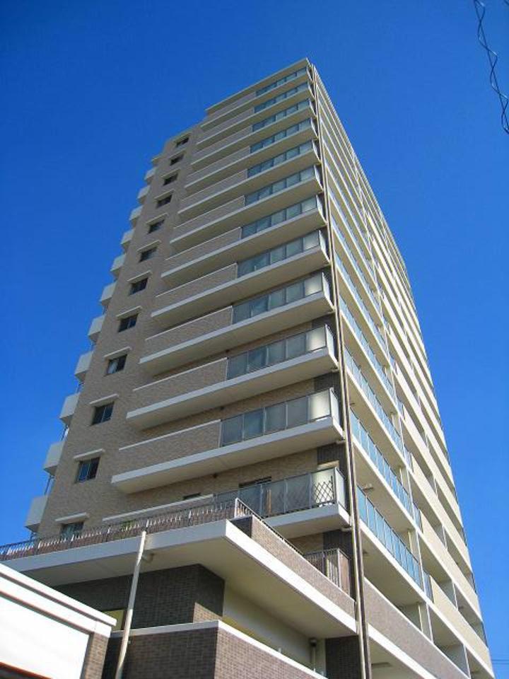 豊里6丁目に在る設備充実分譲マンション(´▽`)