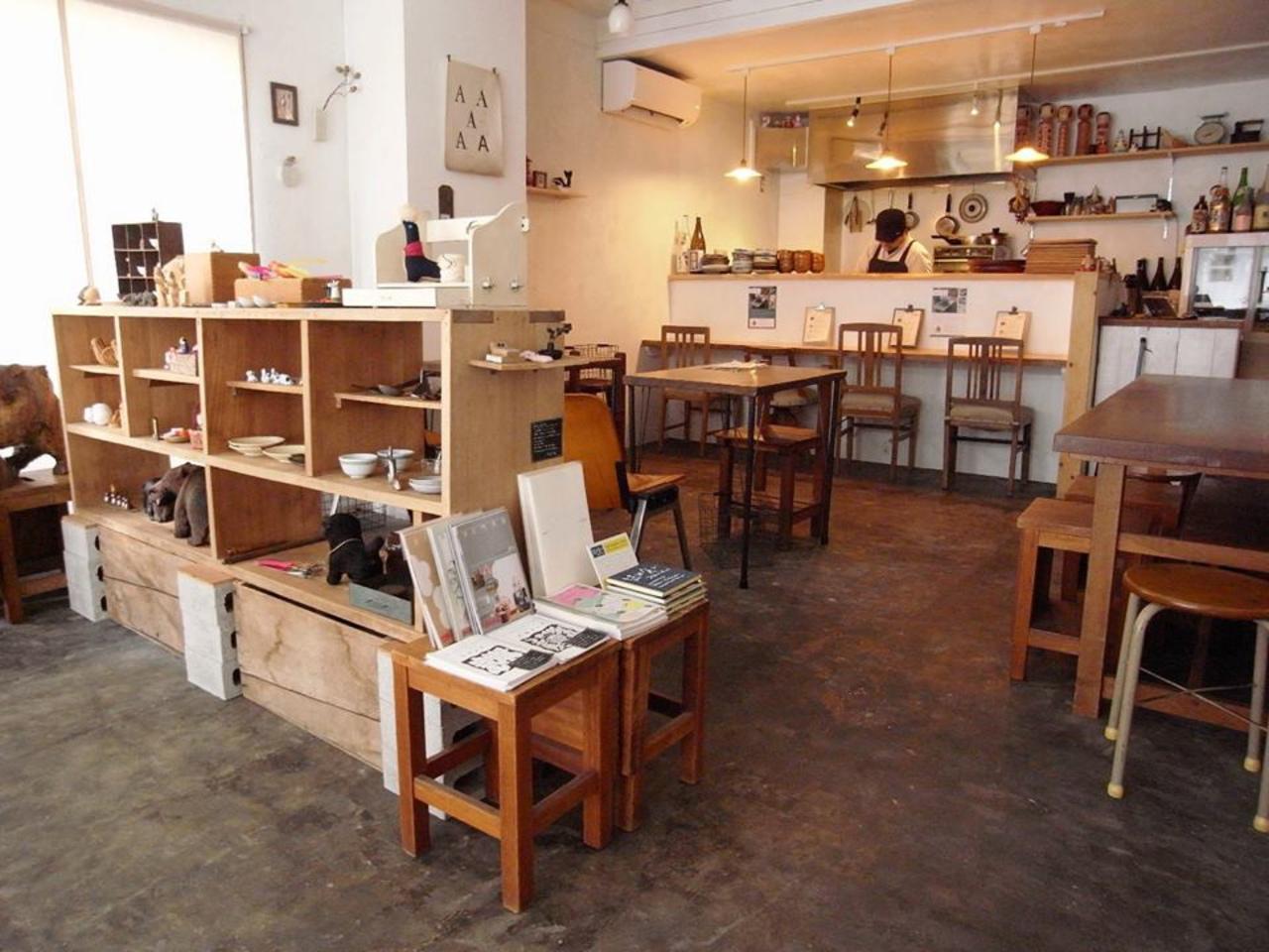 みんなのものがたりが始まる場所。。東京都国分寺市日吉町2丁目のごはんと雑貨『モクジ』
