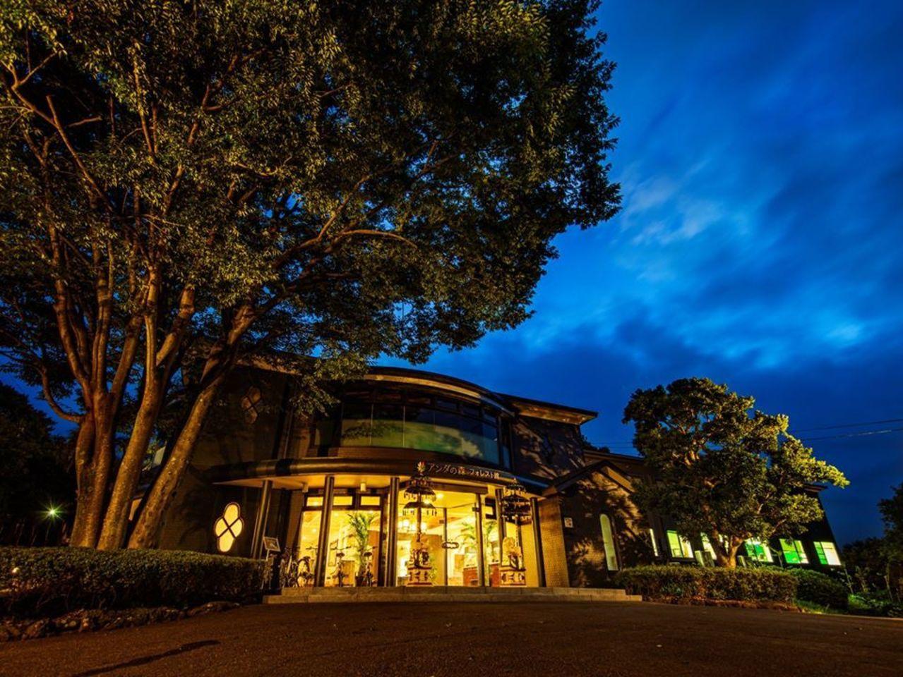 静岡県伊東市の森と湖の温泉リゾート『アンダの森 伊豆いっぺき湖』
