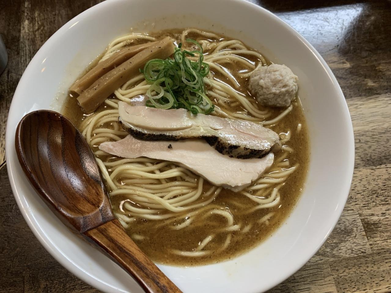 ラーメン激戦区立川で食べログ上位の超絶旨いラーメン