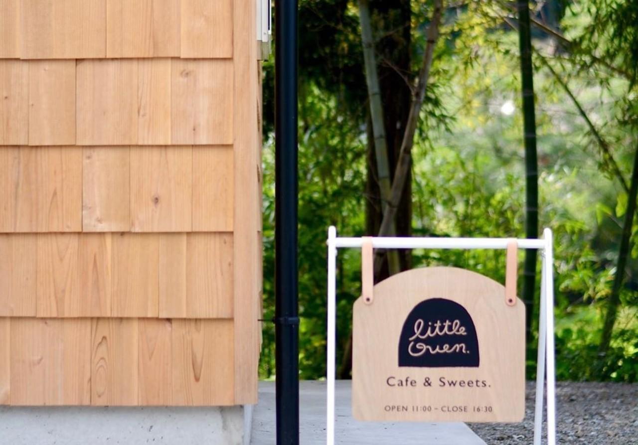 家具工房の中の小さなカフェ。。。奈良県吉野郡東吉野村小栗栖に『リトルオーブン』8/6オープン