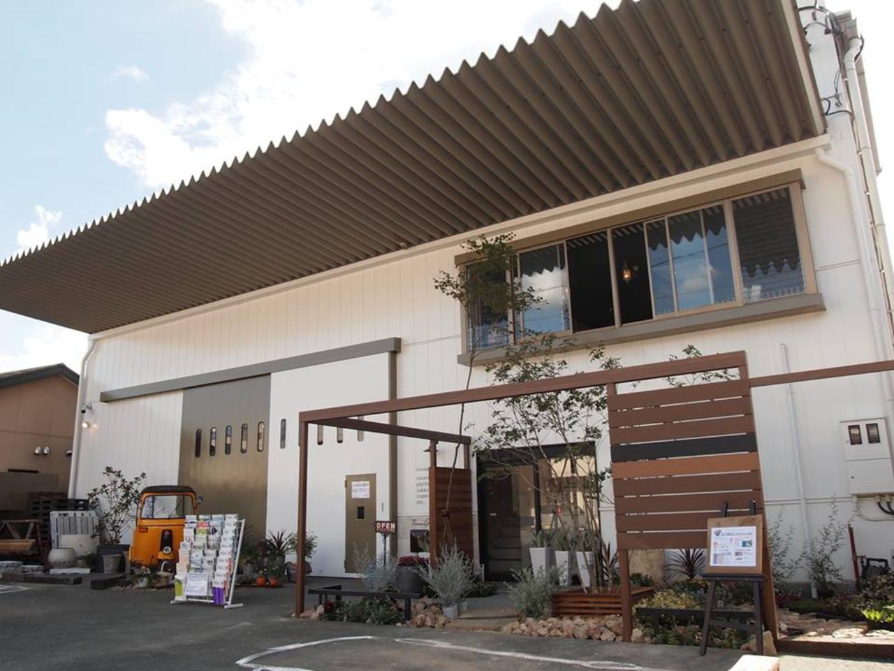 【 niwaaso concierge 】植物雑貨店(静岡県浜松市)
