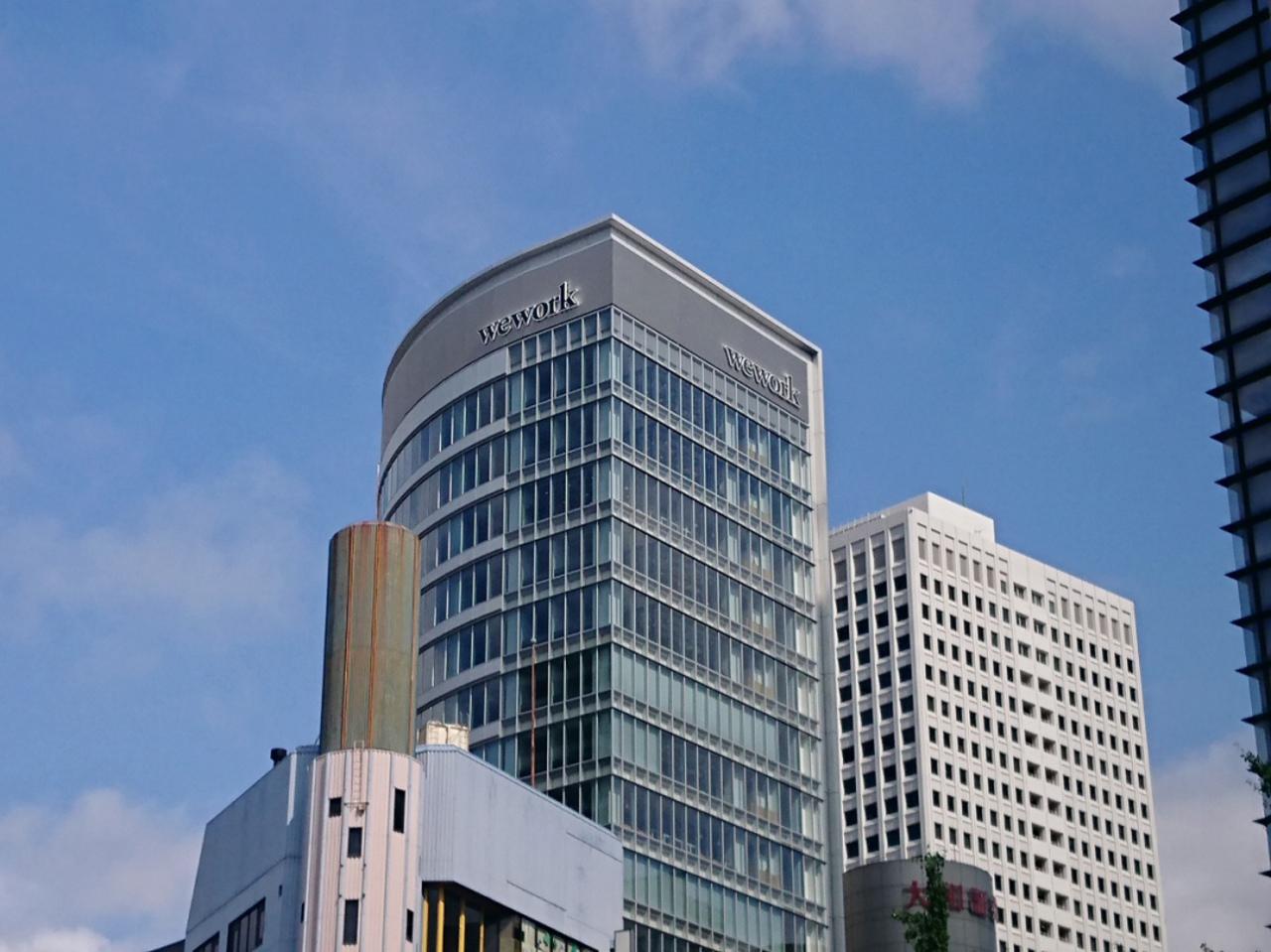 令和元年6月3日にオープンした話題の「WEWORK御堂筋フロンティア」