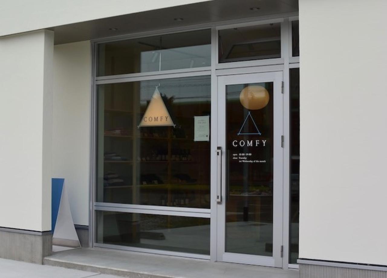【 COMFY 】暮らしの雑貨とギフトの店(石川県金沢市)10/3オープン