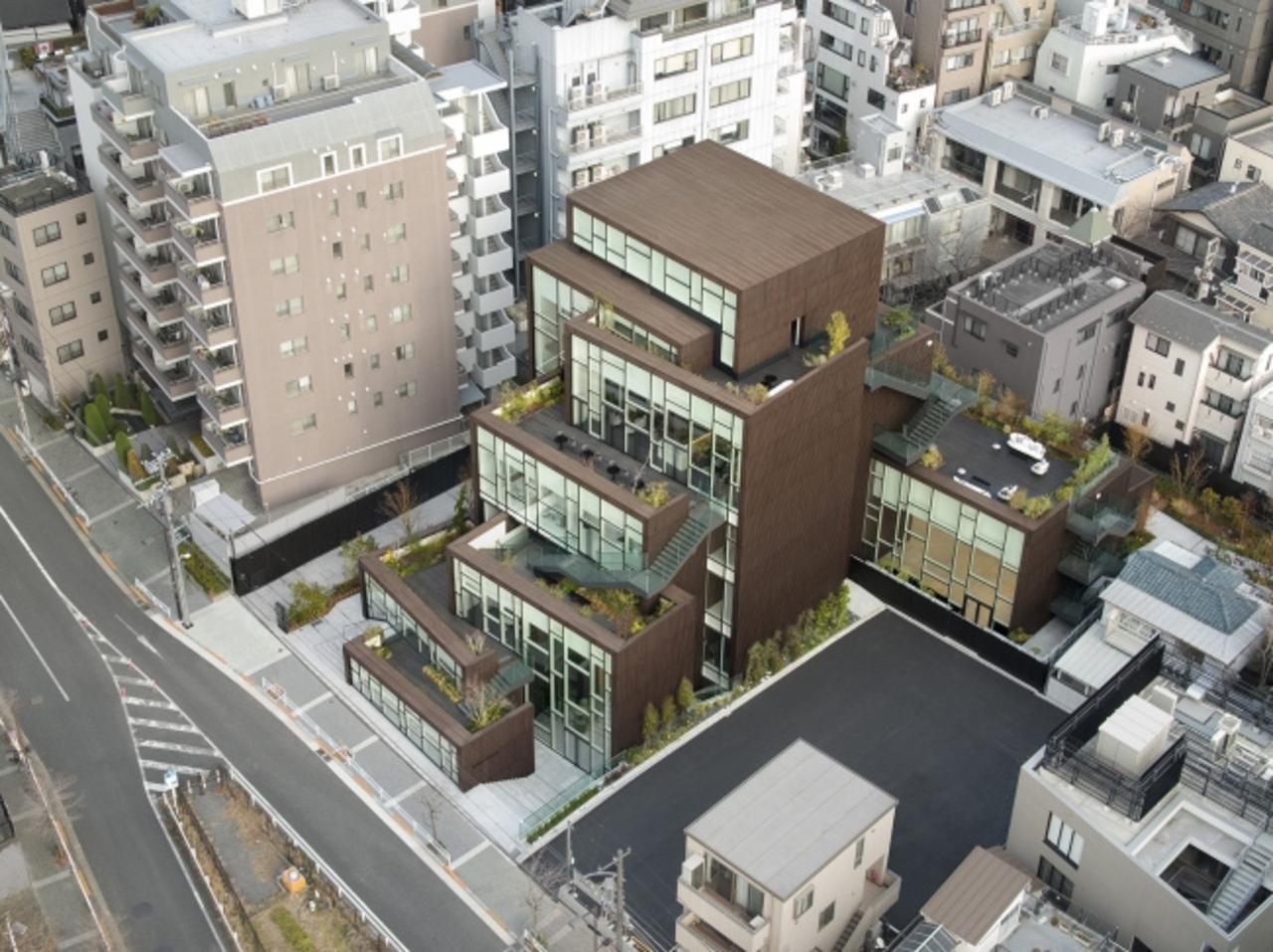 渋谷区代官山町にオンワードの新業態施設「カシヤマ ダイカンヤマ」4月2日オープン!