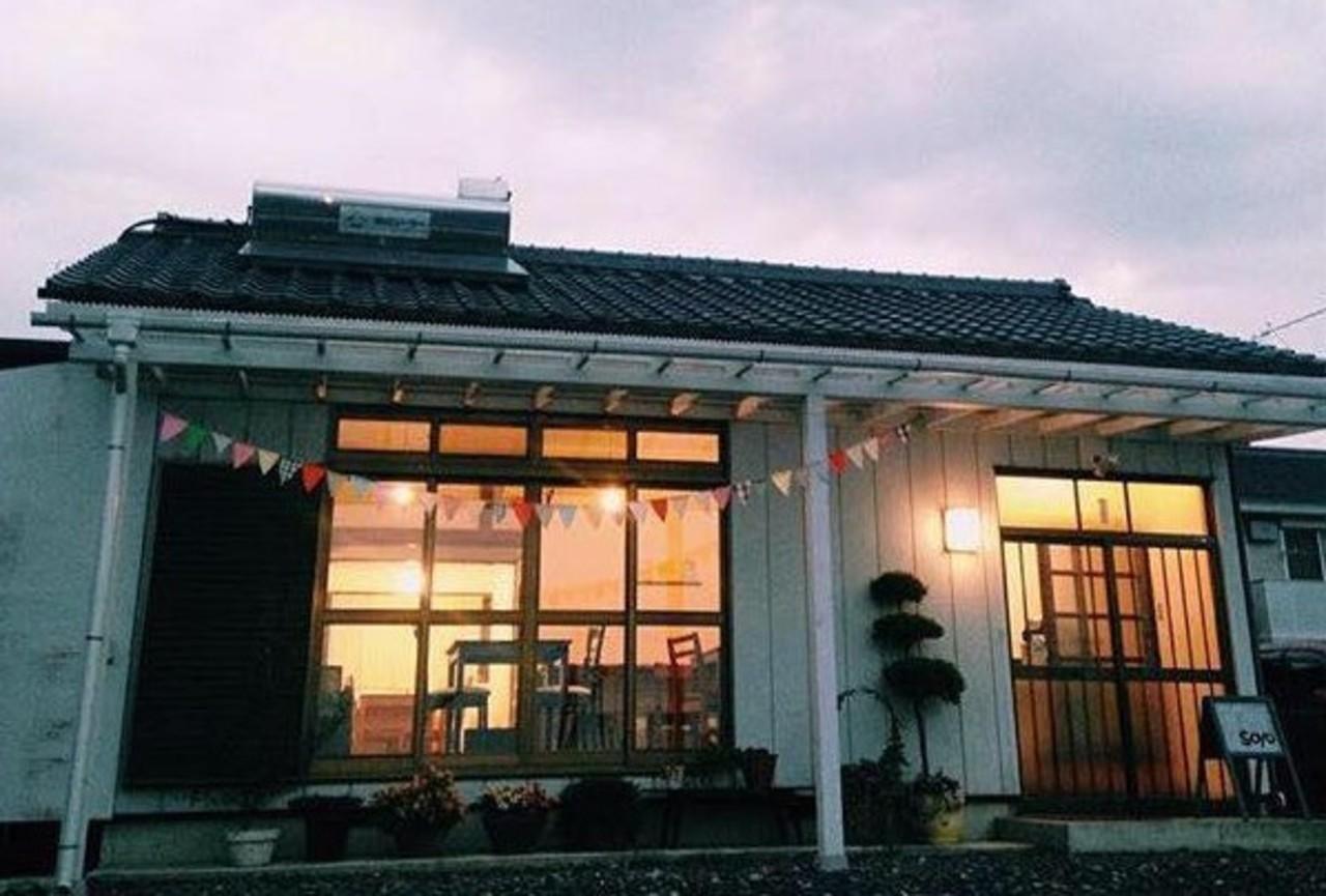 まったり、ほっこり、のんびりと。。栃木県佐野市茂呂山町のカフェ『ソヨ』