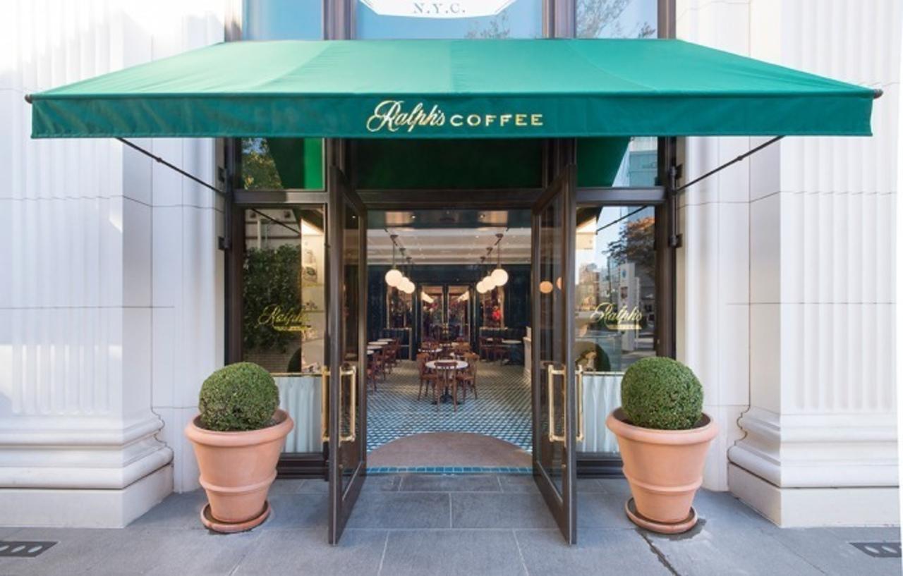 渋谷区神宮前4丁目のラルフローレン表参道に「ラルフズコーヒー表参道」オープン!