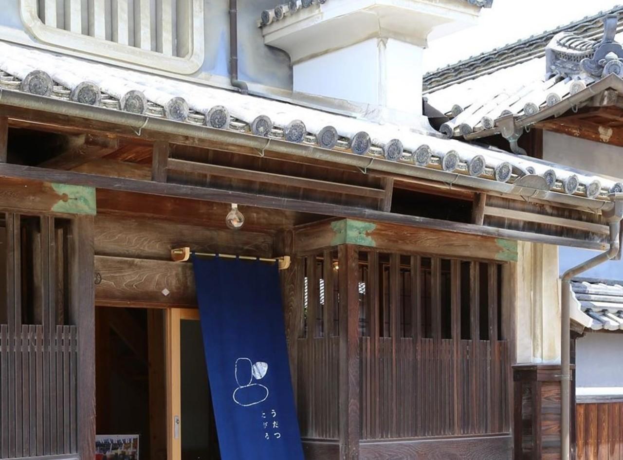 豊かな暮らしの風景をつくる複合施設。。徳島県美馬市脇町大字脇町に『うだつ上がる』5/14オープン