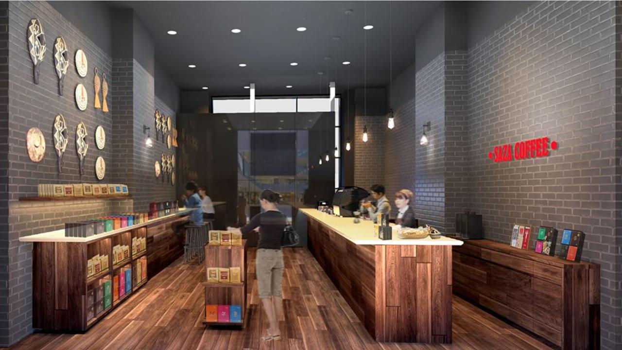 JPタワー1階に『サザコーヒー KITTE 丸の内店』オープン。
