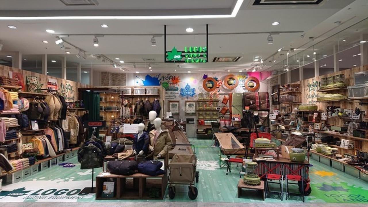 大阪の心斎橋パルコに「ロゴス ショップ&ヒロバ 心斎橋店」11月20日オープン!