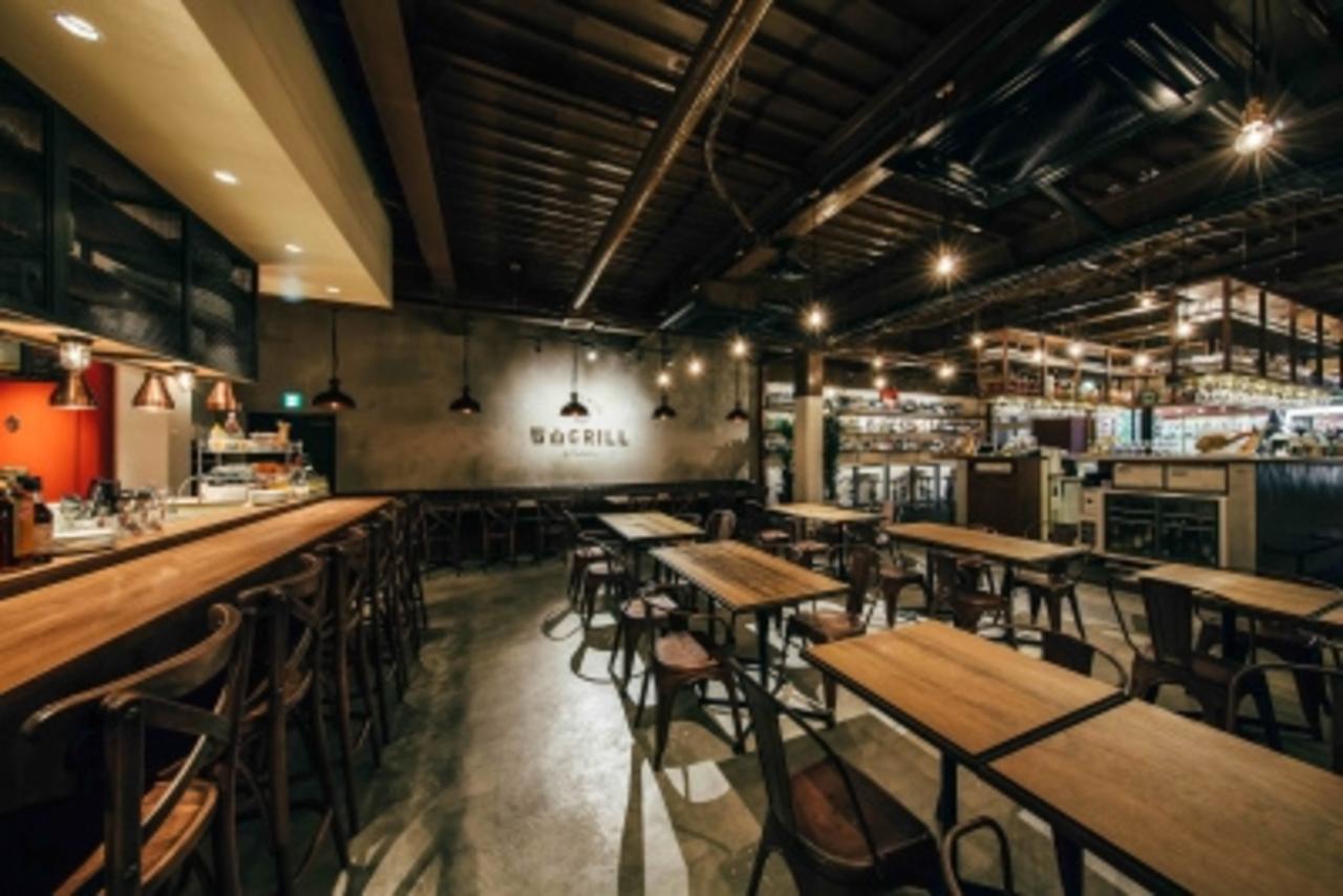 南草津駅近くにカフェレストラン「THE THREE」OPEN!