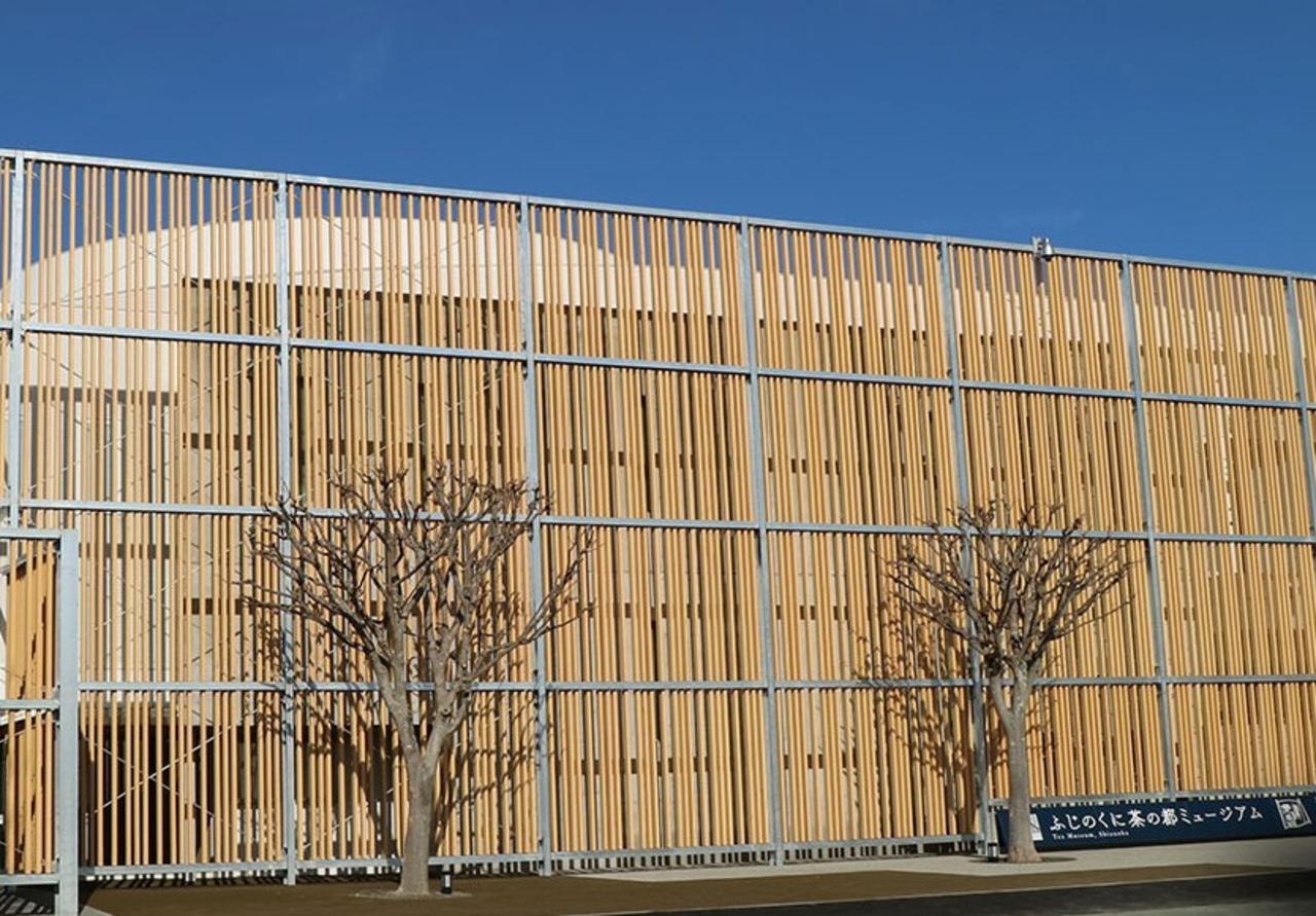 静岡県「ふじのくに茶の都ミュージアム」3月24日OPEN!