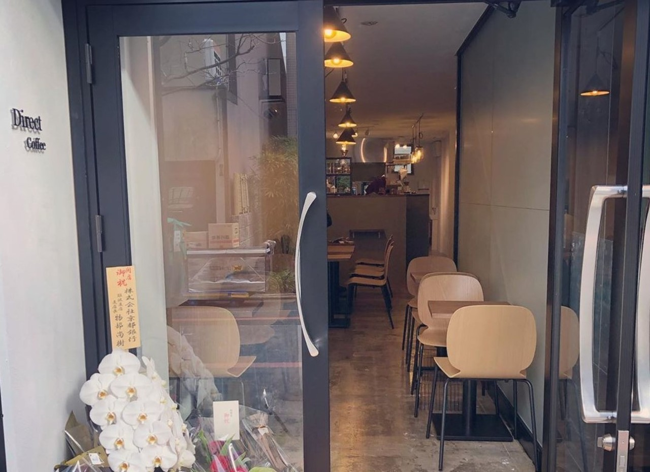 本格的な珈琲を...京都市中京区八百屋町に「ダイレクトコーヒーキョウト」1/25オープン