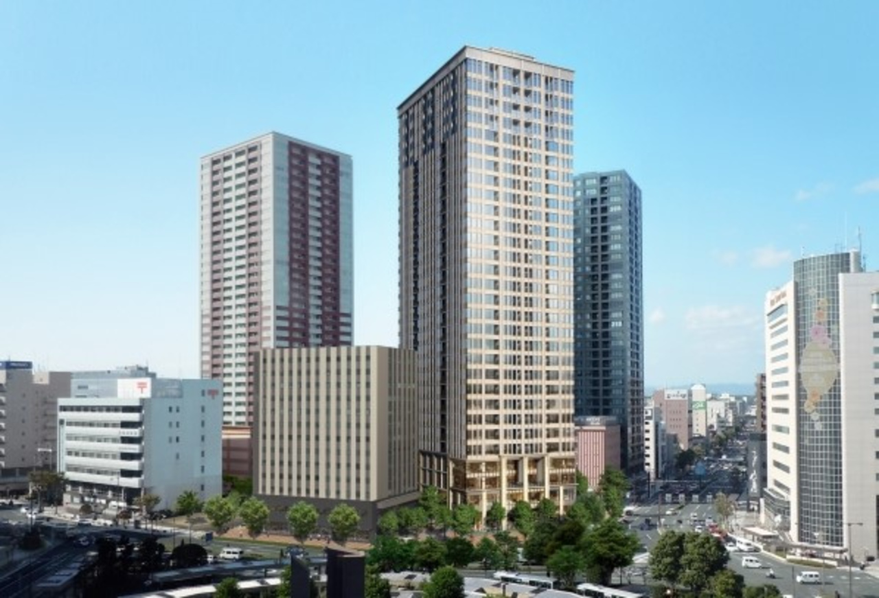 浜松駅北口に新たなランドマーク2020年誕生予定!