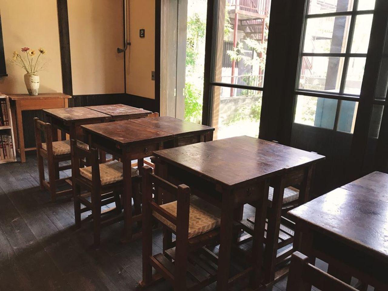 野川のほとりにある小さなカフェ。。東京都小金井市前原町に『カフェコティ』6/26.27プレオープン