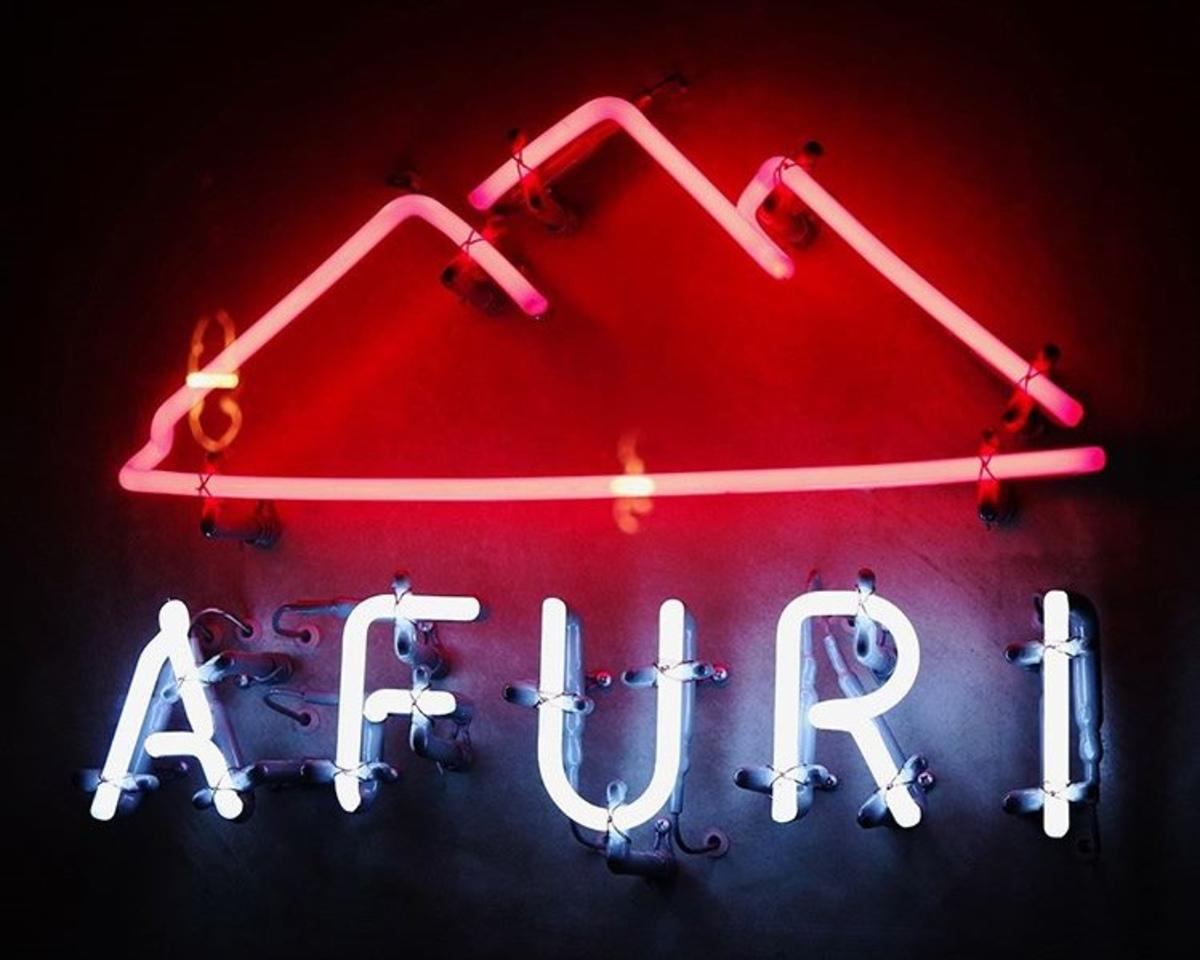新しいAFURI誕生...東京都豊島区西池袋1丁目に「AFURI辛紅(からくれない)」オープン