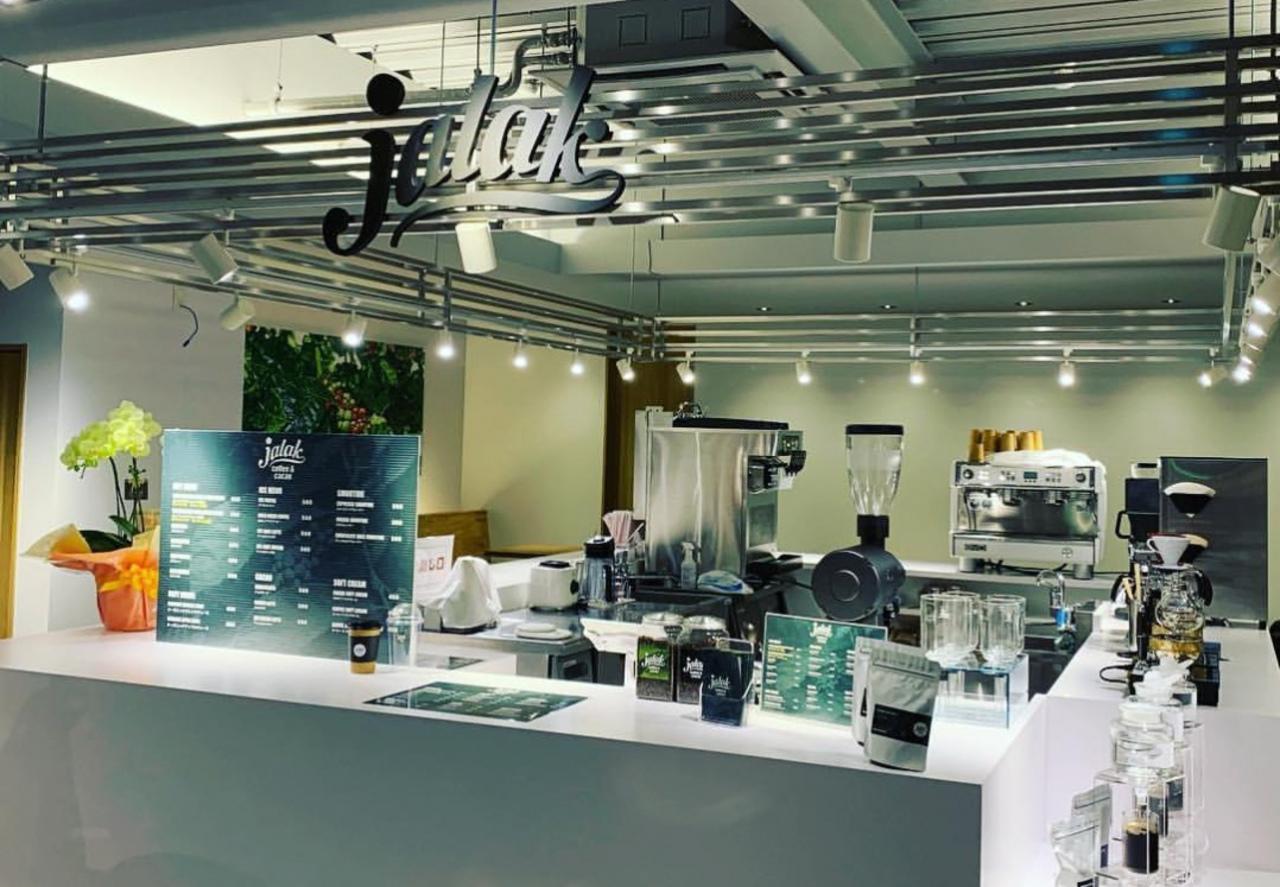 香川県高松市林町に「ジャラク コーヒー&カカオ」が5/1にオープンされたようです。