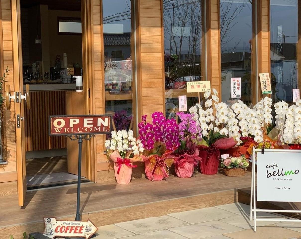 祝!3/31open『ベルモ』コーヒー&ティー(滋賀県米原市)