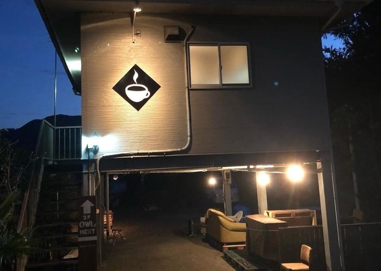 旅の休憩・待ち合わせに...山梨県韮崎市円野町上円井の「リューズアートカフェ」