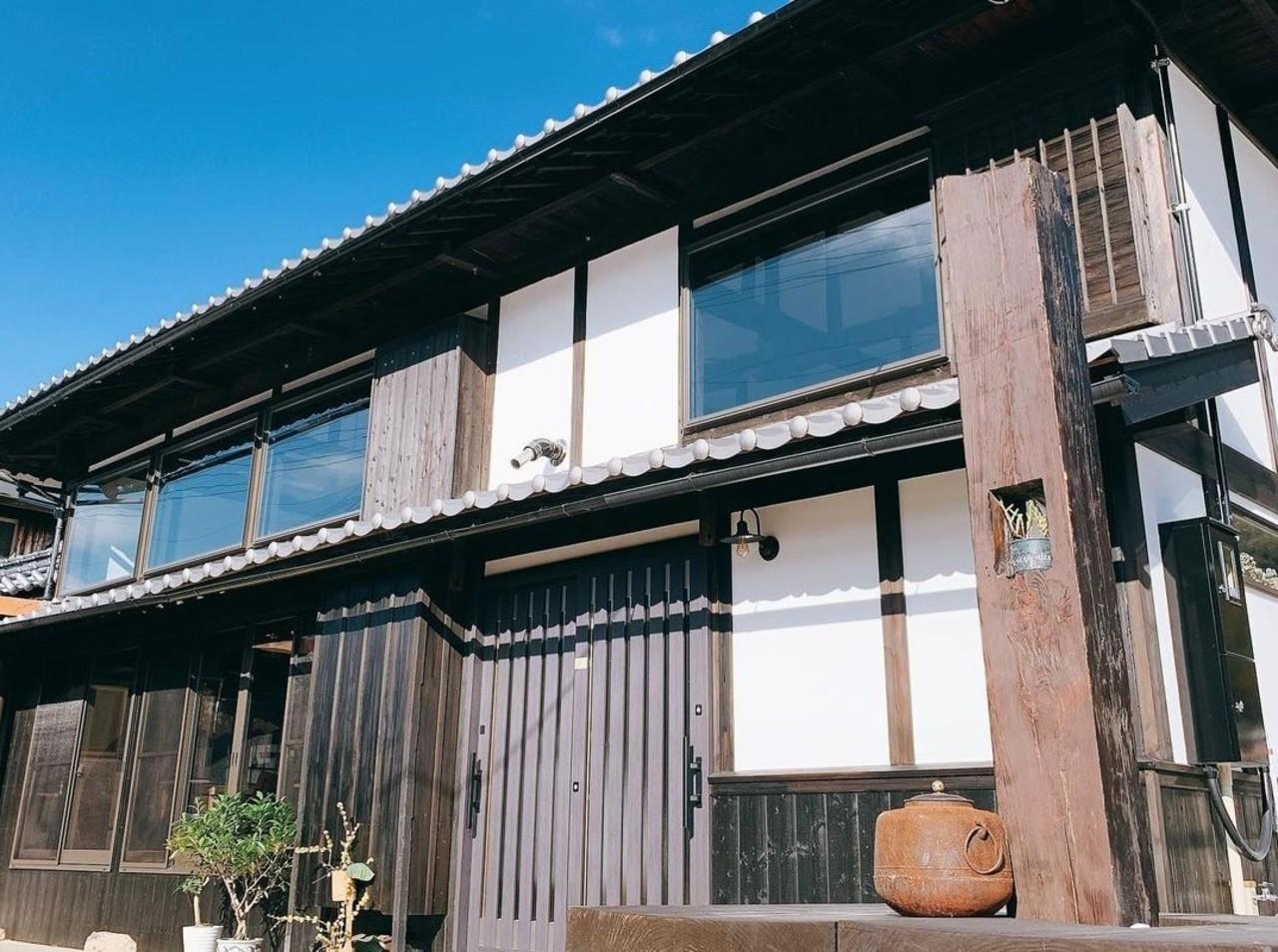 古民家カフェ。。。愛媛県西予市三瓶町蔵貫浦に『古民家カフェひなた』1/21~プレオープン