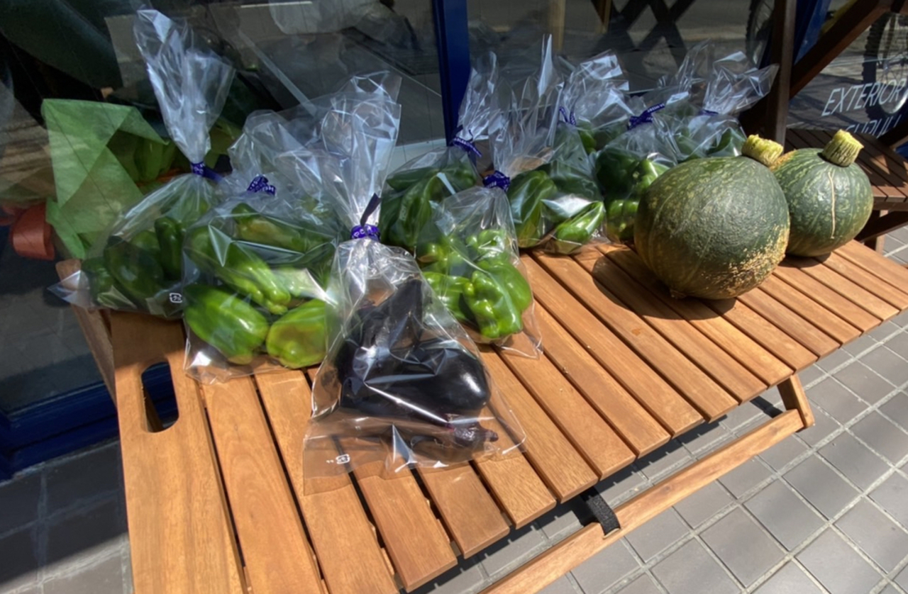 【不定期開催】豊能町の朝採れ野菜 即売会