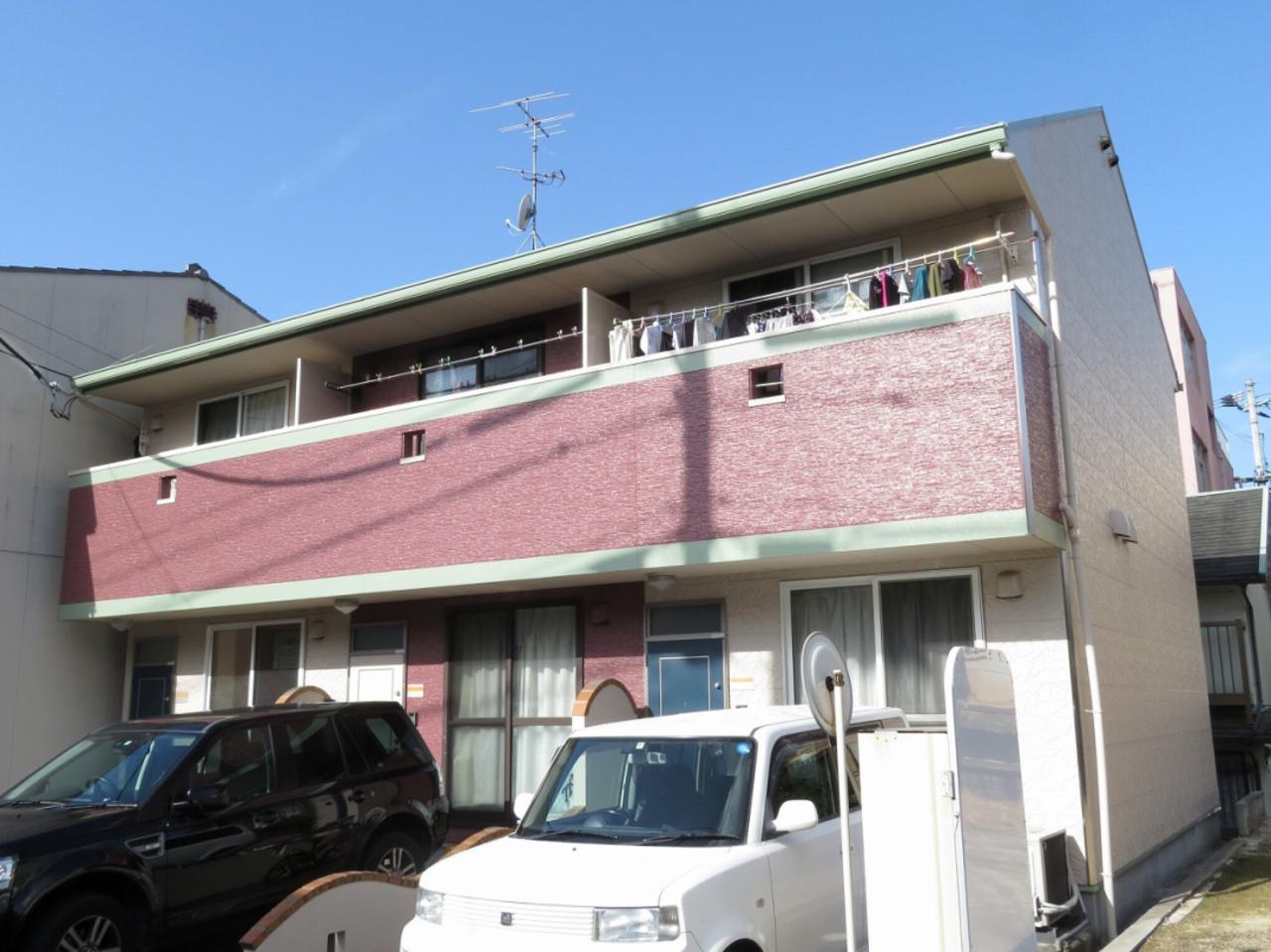 永木町の賃貸コスモリバー3号 入居者募集